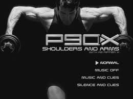 P90X Shoulders and Arms